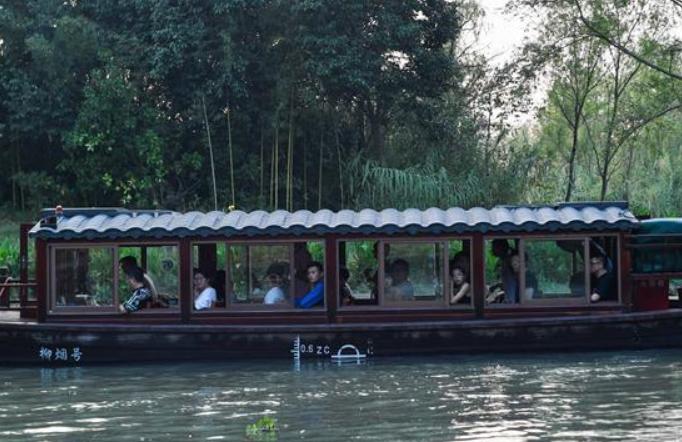 항저우: 시적 운치 가득한 시시 습지공원 관광객에 손짓