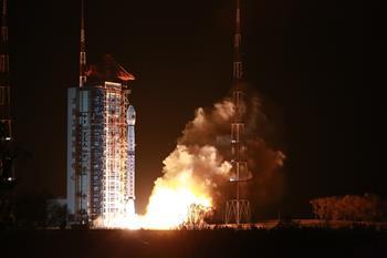 중국, 가오펀 10호 위성 발사 성공
