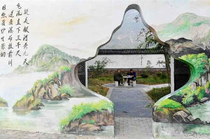 장시 루산: 아름다운 농촌 건설…주거환경 개선