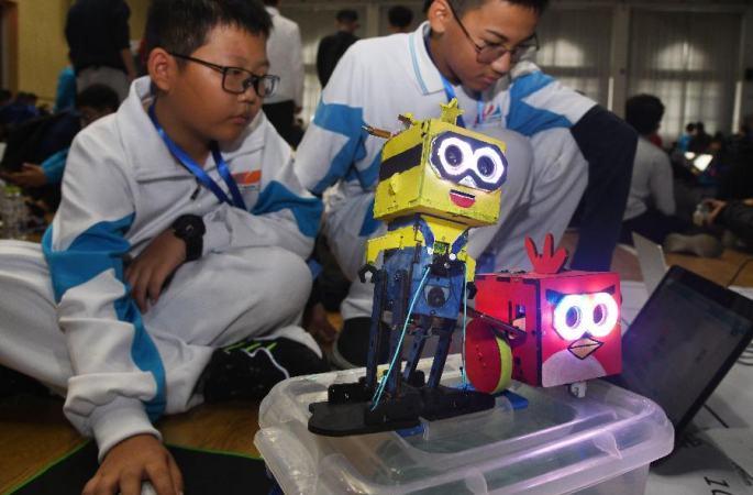 2019년 중국 스마트로봇대회 칭다오서 개최
