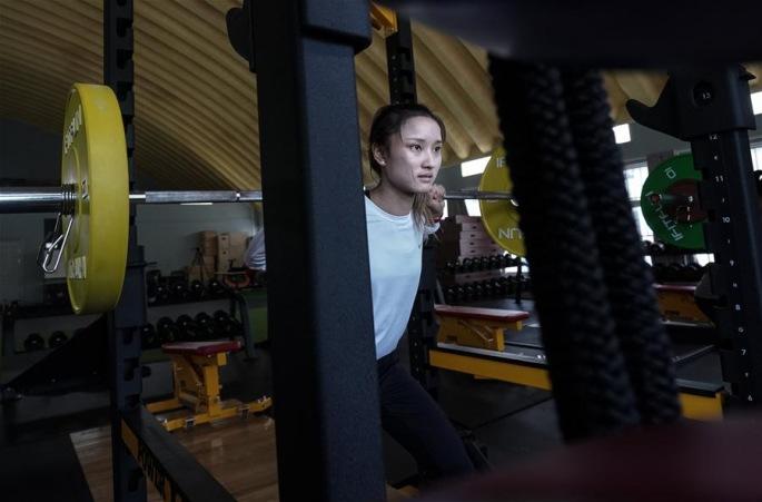 (세계군인체육대회) 숲속 달리기 '금메달리스트'
