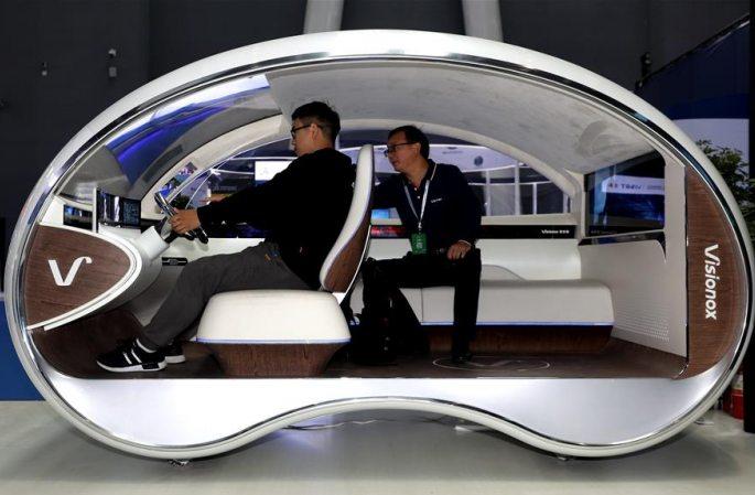 2019년 중국국제디지털경제박람회 허베이 스자좡서 개막