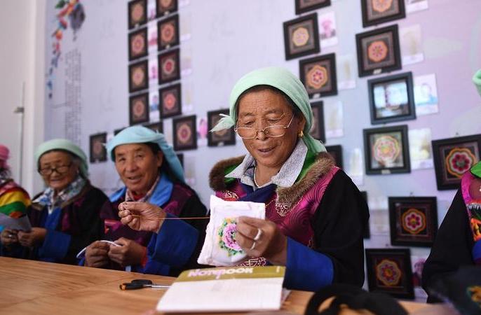 휘황찬란한 성취—농촌의 절대적 빈곤과 곧 작별하게 될 중국