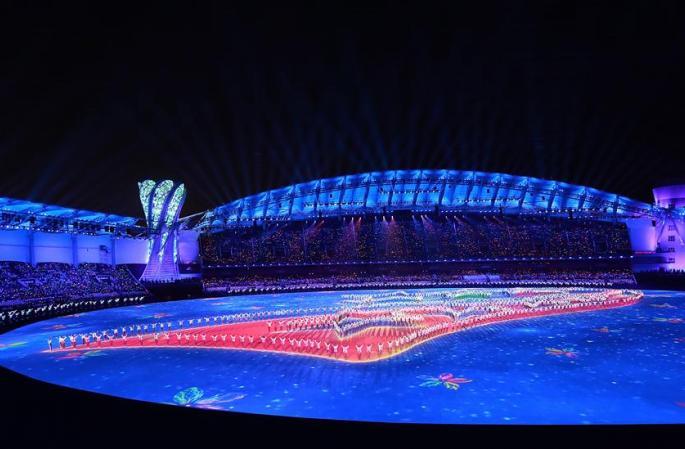 제7회 세계군인체육대회 우한서 개막