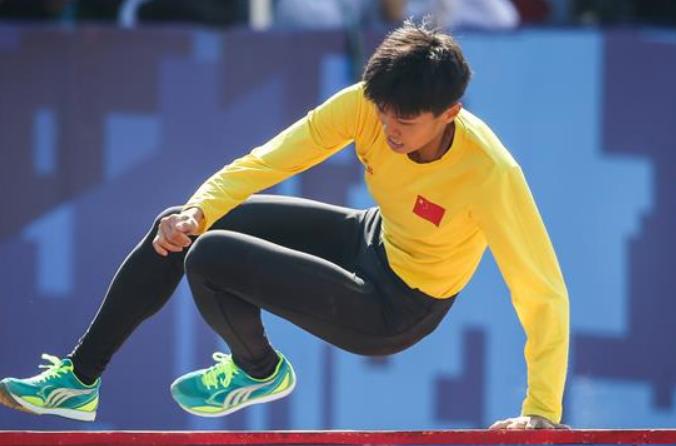 군사5종경기—루핀핀, 여자 종합 개인전서 장애물경기 세계기록 돌파