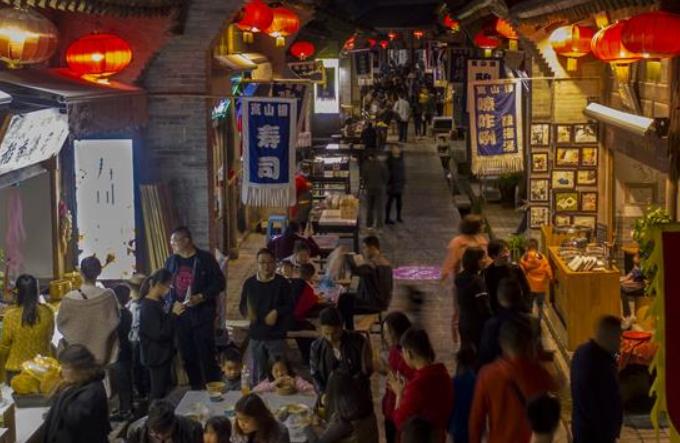 농촌관광의 '하이라이트'로 떠오른 야간경제