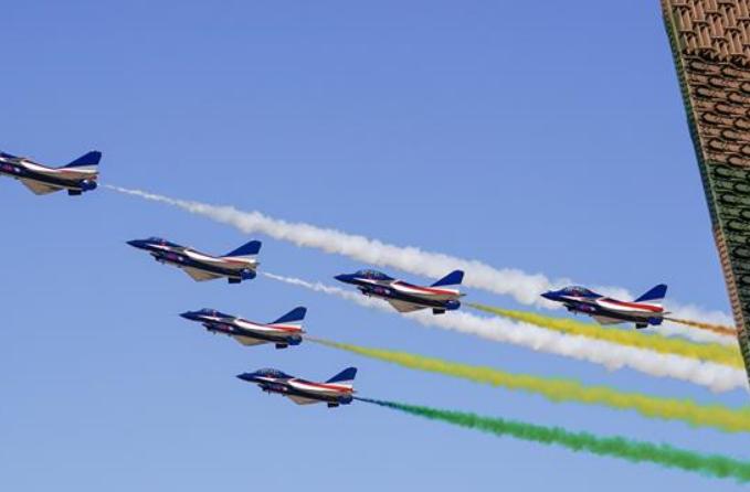 공군 항공 오픈 행사가 일반인에게 보여준 강국흥군의 미