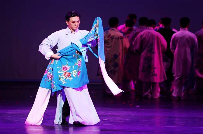 징쥐 '메이란팡·쉬쉬지' 난징서 상연