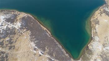 고원의 성스러운 호수 쓰진라춰