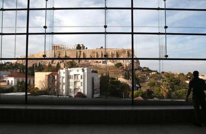 '문명의 기억' 간직한 아테네 아크로폴리스 박물관