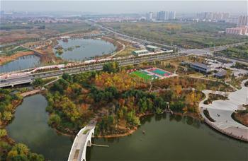 허베이 펑펑: 광산지역→관광지로 변신…'석탄 도시' 새단장