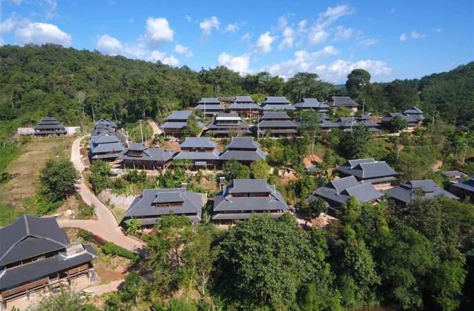 윈난 멍라: 야오족 마을의 탈바꿈