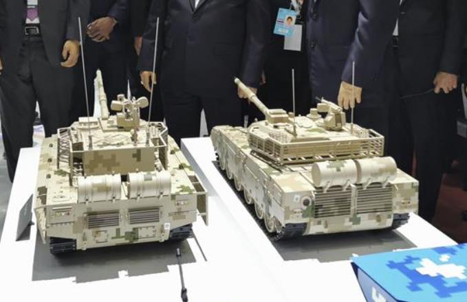 '중국방산' 2019년 태국 국제방산전에 등장
