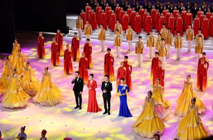 제28회 중국 금계백화영화제 개막
