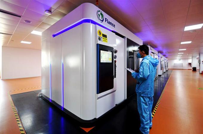 허베이 딩저우: 첨단기술산업 클러스터 구축