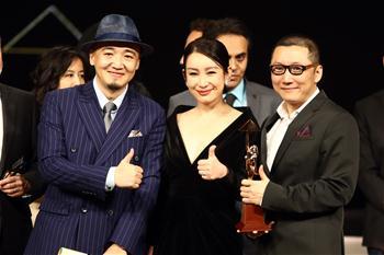 중국 영화 'The Fourth Wall' 제41회 카이로 국제영화제 '동피라미드상' 수상