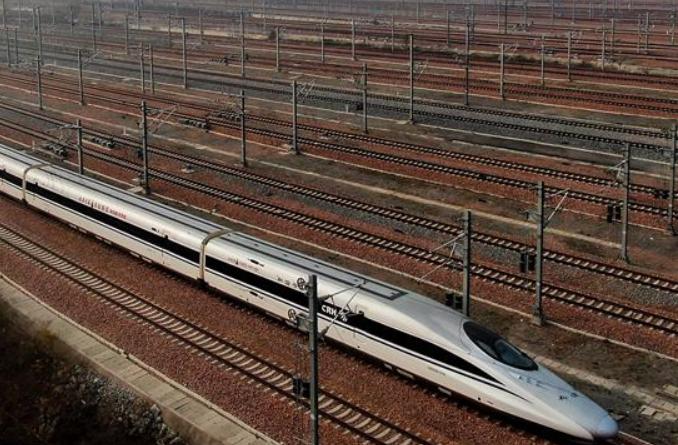 정저우-충칭 고속철도 정저우-상양 구간 개통