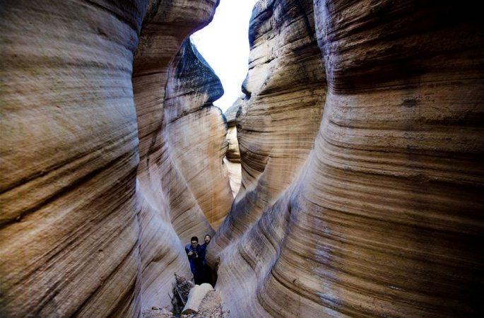 마오샹 협곡: 황토고원의 기묘한 자연경관