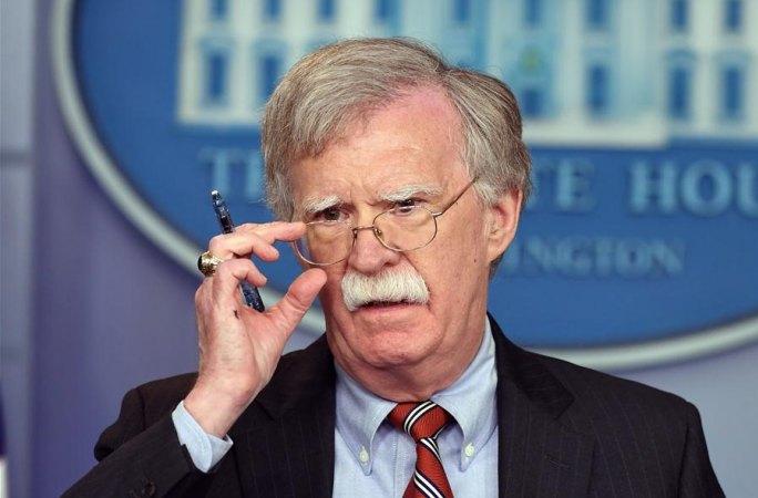 볼턴 前 백악관 국가안보보좌관, 트럼프 대통령 탄핵안에 증언 준비