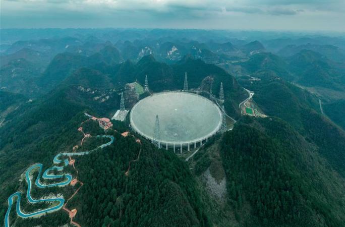 드넓은 우주를 향한 여정—'중국 톈옌', 국가 검수 통과·본격 운행