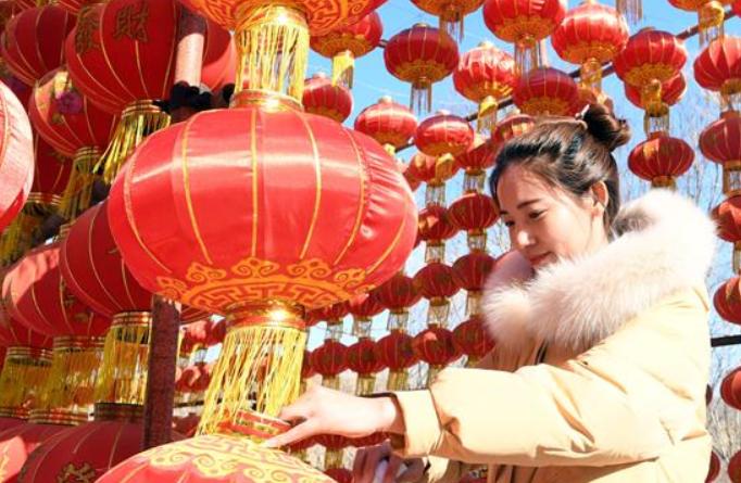 '톈진 뒤뜰' 풍성한 새해맞이 문화관광 행사