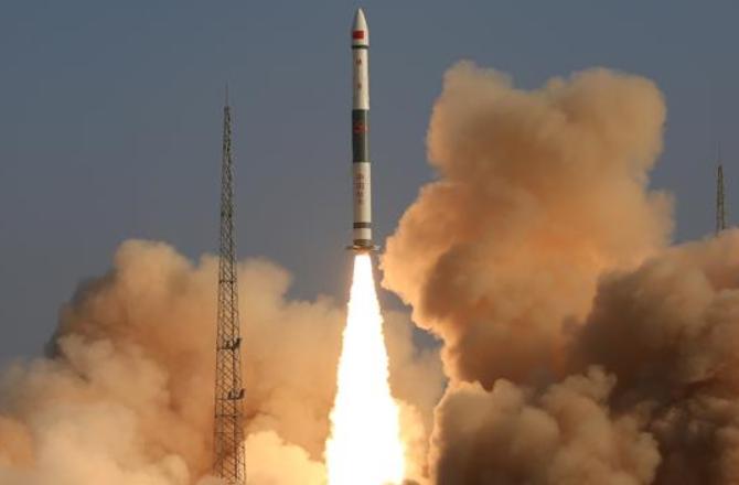 중국, 갤럭시스페이스 첫 위성 발사 성공