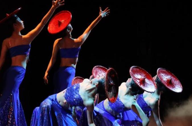 미국 휴스턴, 다채로운 설 특별 공연…중국 전통문화 선양의 '전령 '