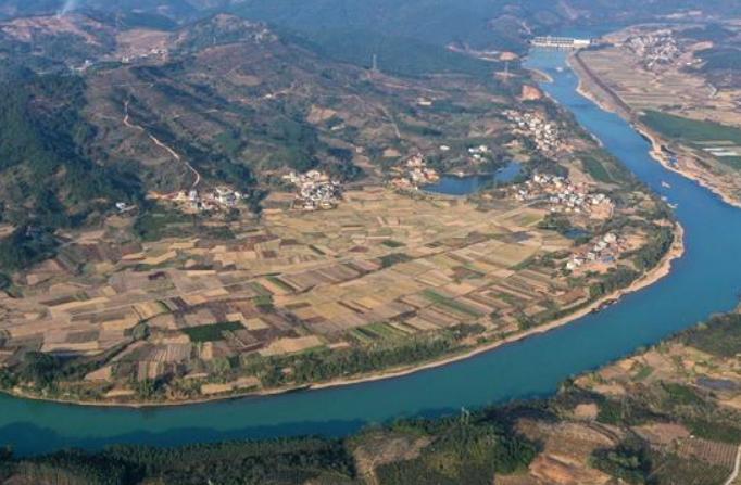 광시 루자이: 전원의 겨울 풍경