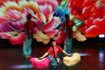 2020년 이집트 중국 춘제 특별공연 카이로서 개최