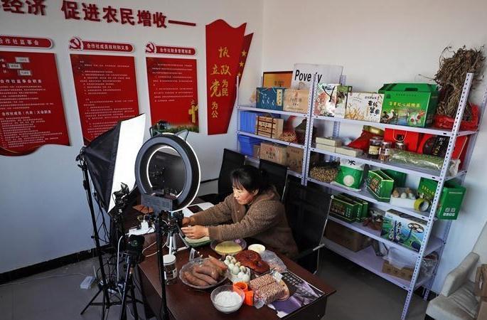랴오닝 캉핑: 다양한 조치 총동원 해 탈빈곤 및 부농 실현 도와