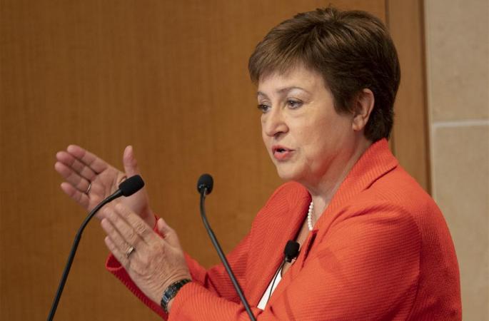 IMF 총재: 中美 1단계 경제무역 협의가 글로벌 경제의 불확실성을 덜었다