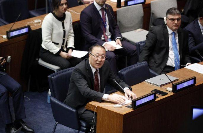 중국 대표: 신종 코로나 방역 긍정적 효과 거두고 있어