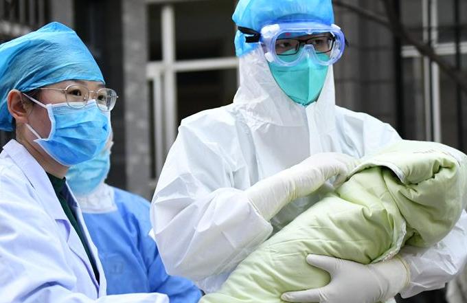 산시성 첫 신종 코로나바이러스 감염 폐렴 산모 및 그 신생아 퇴원