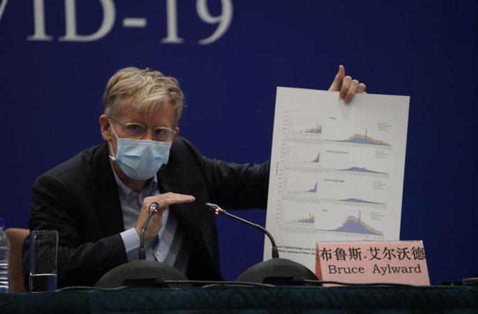 中-WHO 코로나19 전문가 공동조사팀 기자회견 개최
