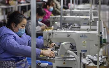 산시 핑리: 코로나19 방역과 경제 발전 둘다 잡아