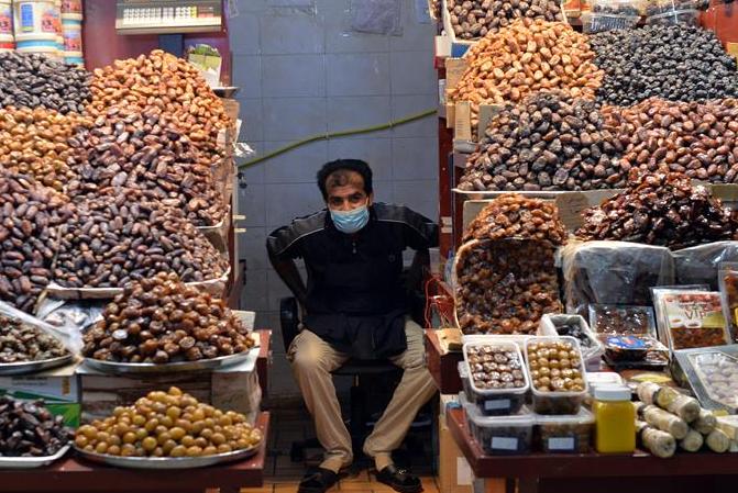 쿠웨이트: 코로나19 여파, 한산한 시장