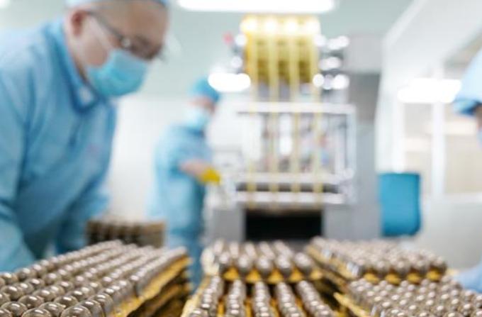 헤이룽장 생산액 1억 위안 이상 대형 제약업체 전부 조업·생산 재개