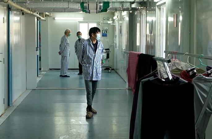 훠선산 병원 '패밀리 병동' 간호 모델 선봬