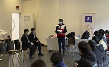 이탈리아 지원 中 방역 의료 전문가팀, 본격적으로 업무 전개