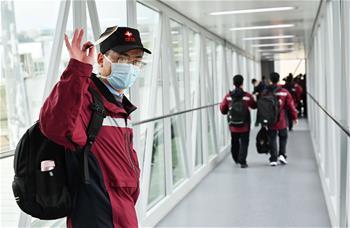 中, 이탈리아에 3차 방역 의료전문가팀 파견