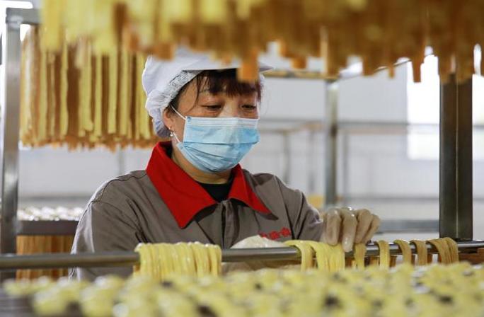 장시 핑샹: 조업과 생산 재개 촉진으로 '장바구니' 보장
