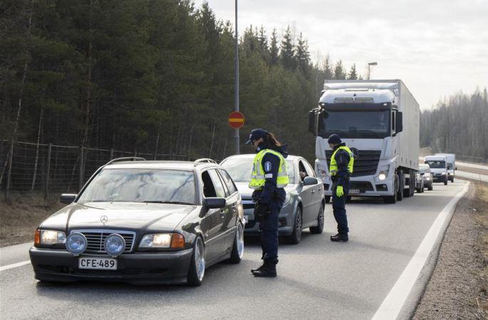핀란드, 코로나19 확산 막기 위해 수도 지역 봉쇄