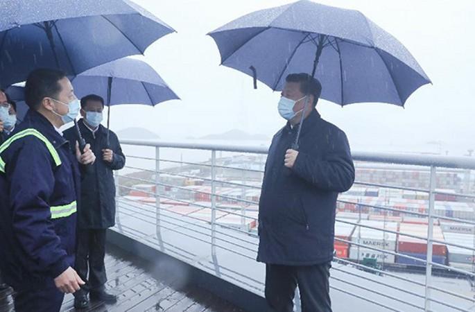 시진핑 총서기, 저장 시찰