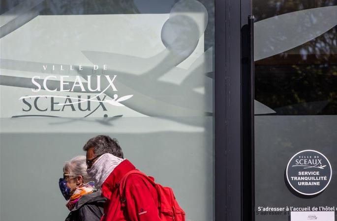 프랑스 일부 도시, 외출시 마스크 착용 '의무화'