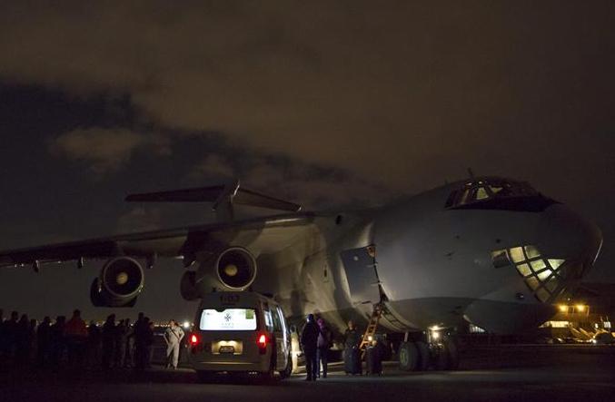 中 아르메니아 원조 방역 물자, 예레반에 도착