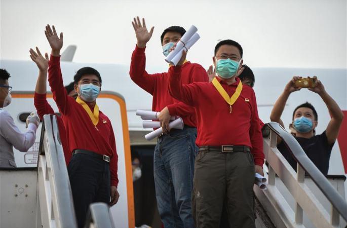 베네수엘라 정부, 중국 의료 전문가팀 전원에 훈장 수여