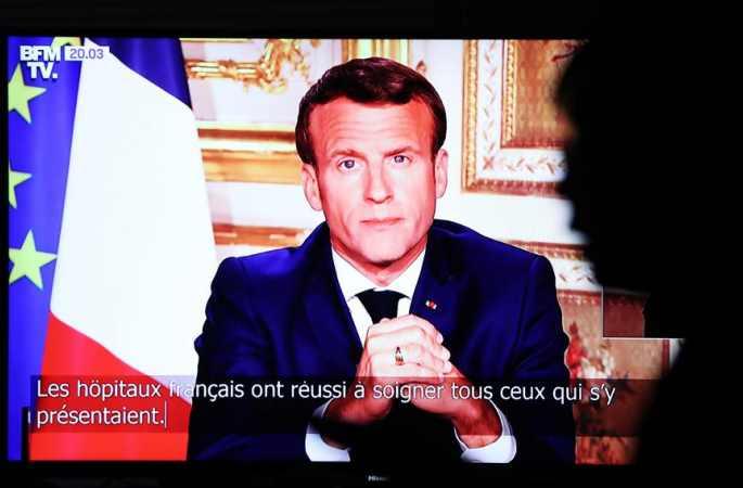 프랑스, '외출금지령' 5월11일까지 연장