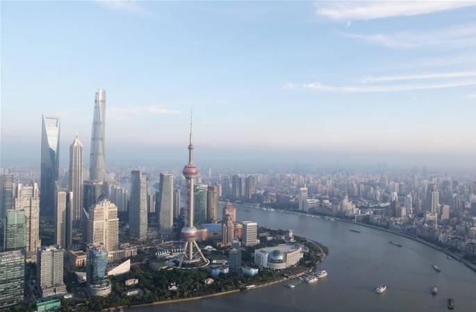 30년의 기적--中 상하이 푸둥 세계에 기회를 제공