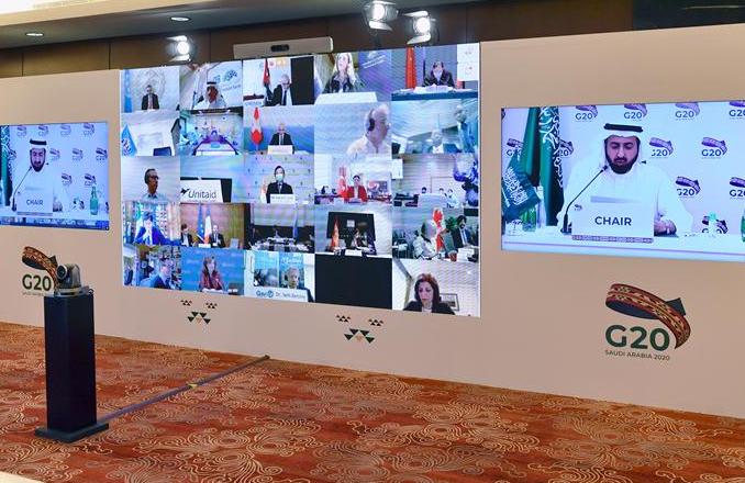 G20 보건장관: 디지털화 솔루션이 방역에 매우 중요