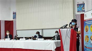 코트디부아르 관원, 中 의료 전문가팀의 방역 경험 공유에 감사
